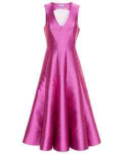 Satin Midi Dress  http://www.brownsfashion.com/product/039309830003/128/satin-midi-dress